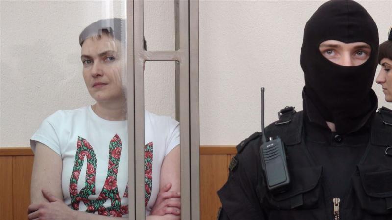 22 jaar voor Oekraïense pilote