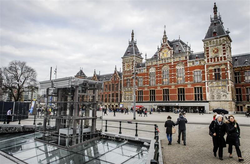'Schoten bij Amsterdam CS'