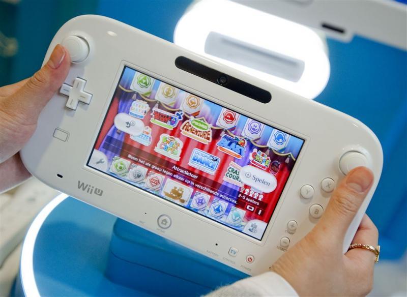 'Nintendo staakt productie Wii U'