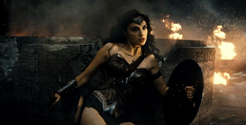 Batman v Superman: Gal Gadot als Wonder Woman