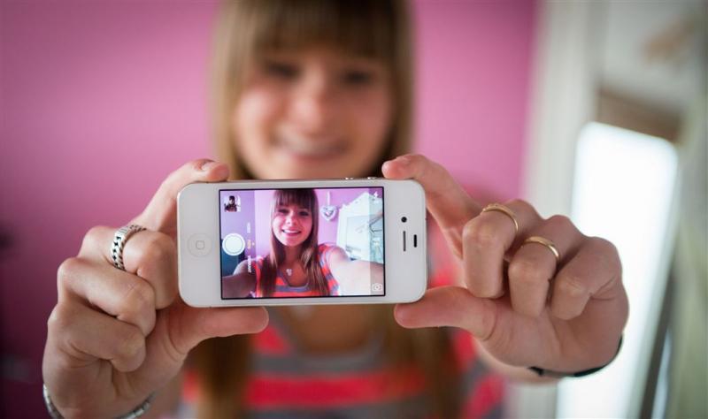 '1 miljoen foto's per dag met smartphone'