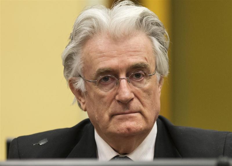 VN: vonnis Karadzic van 'kolossaal belang'
