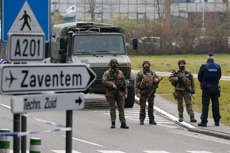 België verlaagt dreigingsniveau