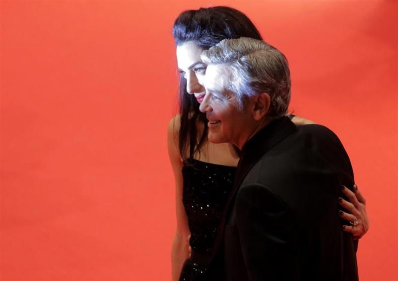 Dineren bij Clooneys voor 30.000 euro