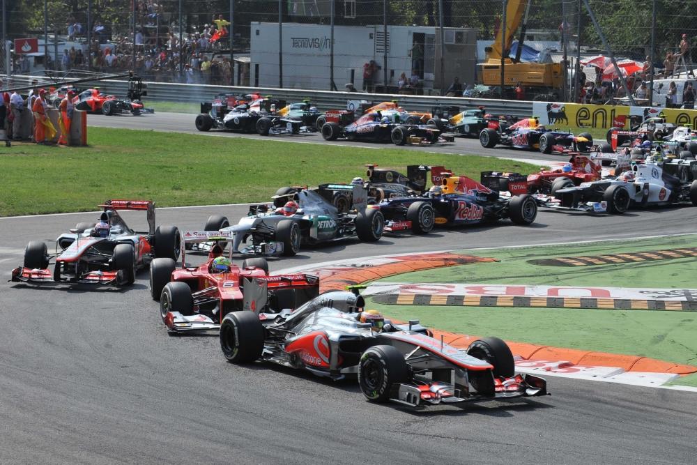 Ecclestone heeft vertrouwen in toekomst Monza (Pro Shots / Action Images)