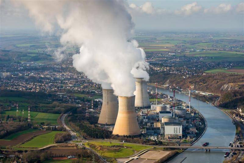 Beveiliger kerncentrale België doodgeschoten