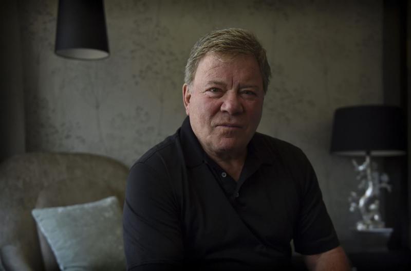 Vermeende zoon wil 170 mln van Captain Kirk