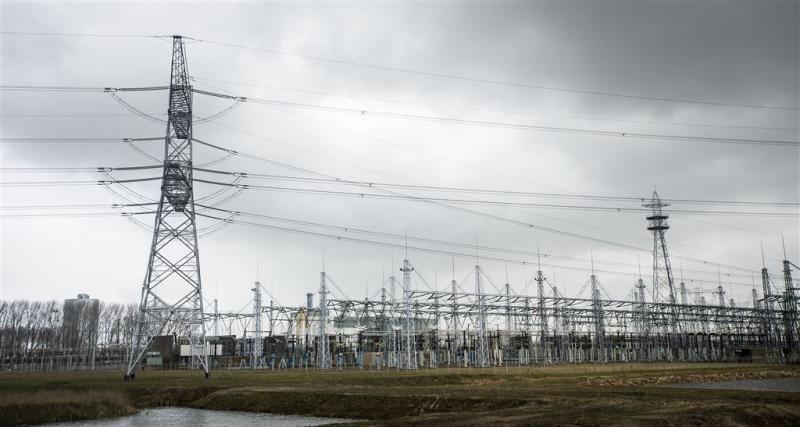 Grote stroomstoring West-Friesland