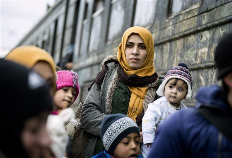 Stroom migranten naar Griekenland groeit