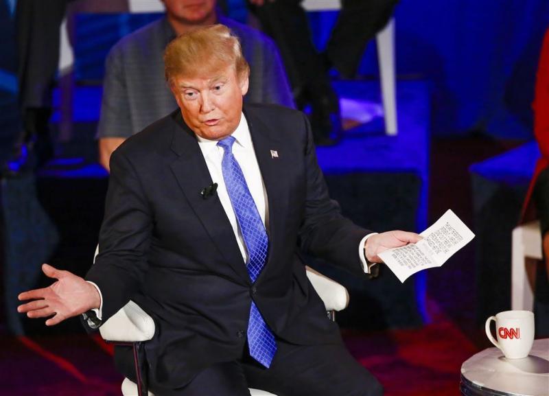Trump: zet na verbod ook straf op abortus