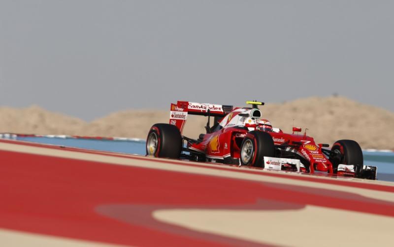 Ferrari verbetert motor voor Grand Prix van Spanje (Pro Shots/Zuma Sports Wire)