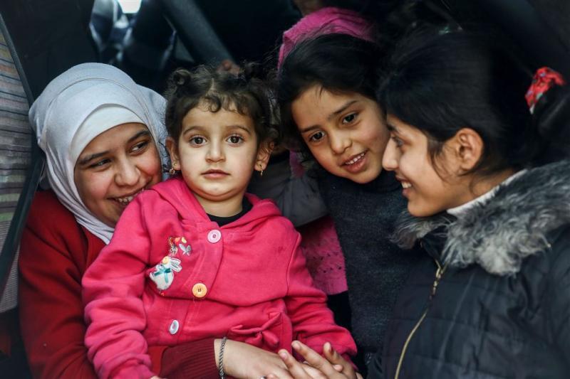 Mogelijk vanaf maandag Syriërs naar Nederland
