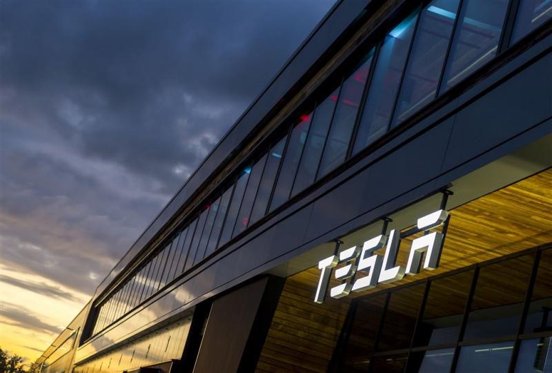 Tesla levert minder auto's af dan verwacht
