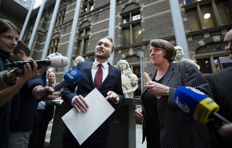 Commissie wijst farao-referendum Lubach af