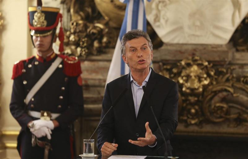 President Argentinië plaatst vermogen in trust