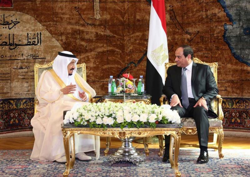 Riyad wil brug naar Egypte over Rode Zee