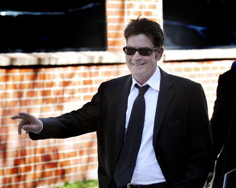 Media weigeren medewerking in strafzaak Sheen