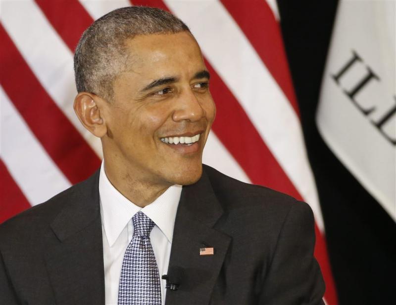 Obama neemt afscheid van American Idol