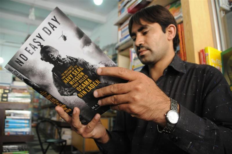 Navy Seal die Bin Laden doodde opgepakt