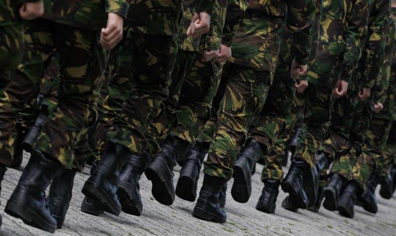 'Kleermaker randde cadetten aan' (Foto: ANP)