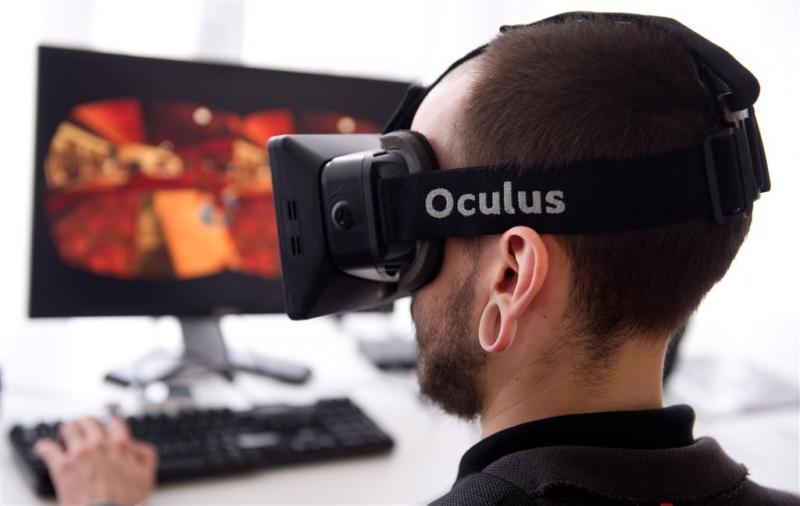 Oculus Rift laat op zich wachten