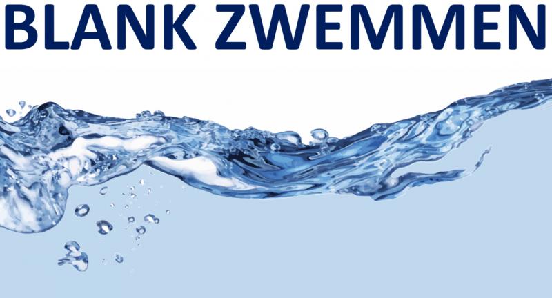 Blank Zwemmen... It's a thing!