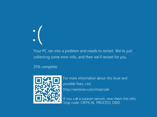 BSOD in Windows 10 (beta)
