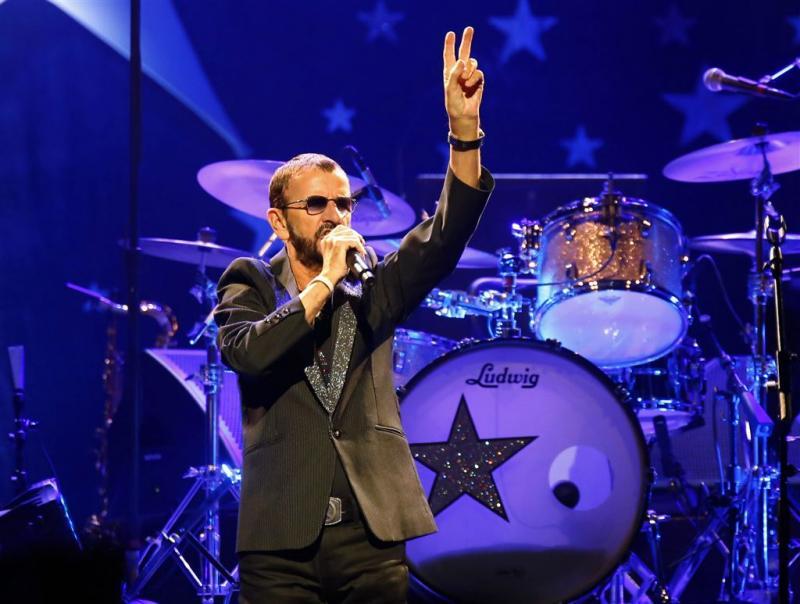 Ringo Starr schrapt show in VS uit protest