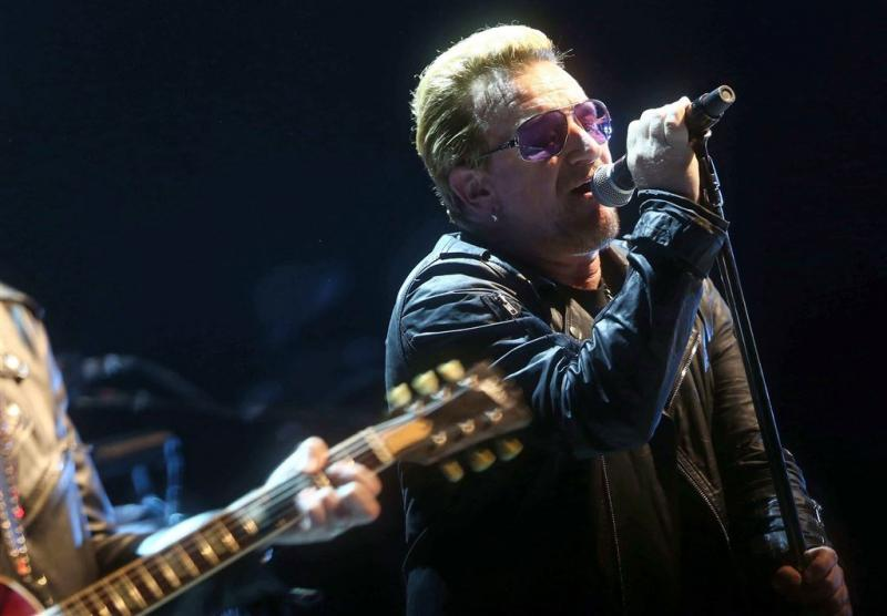 Bono: zet Amy Schumer in als wapen tegen IS