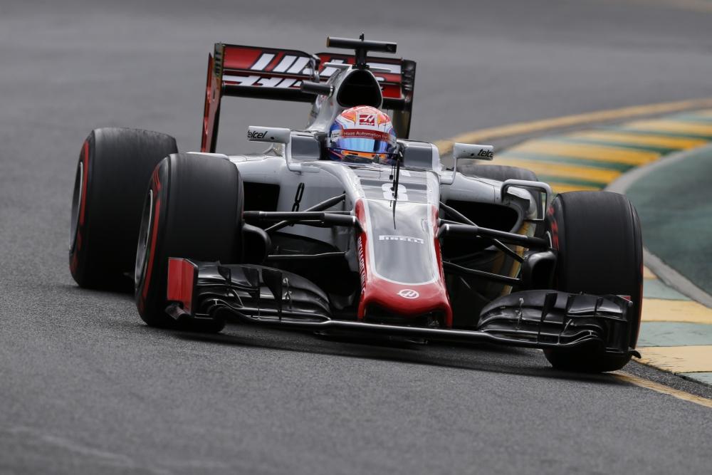 Haas F1 maakt indruk op rivalen (Pro Shots / Zuma Sports Wire)