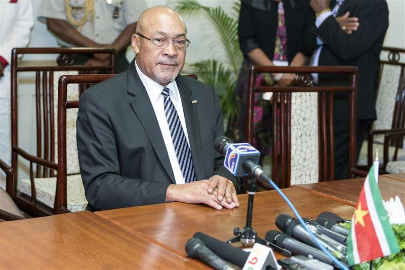 Bouterse: IMF gaat Suriname steunen
