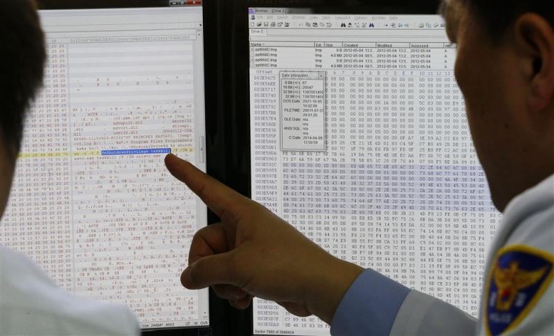 Cybercriminelen beroven tientallen banken