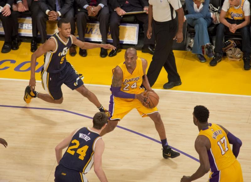 NBA-superster Kobe Bryant heeft afscheid genomen (Pro Shots/Zuma Sports Wire)