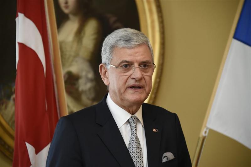Turkse minister eist afschaffing visumplicht