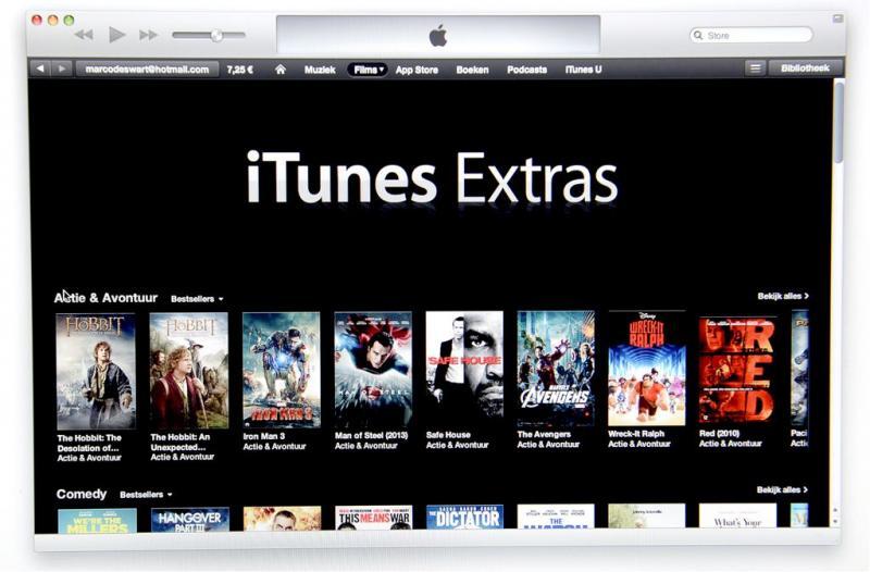 Geen zakgeld meer in iTunes voor kinderen