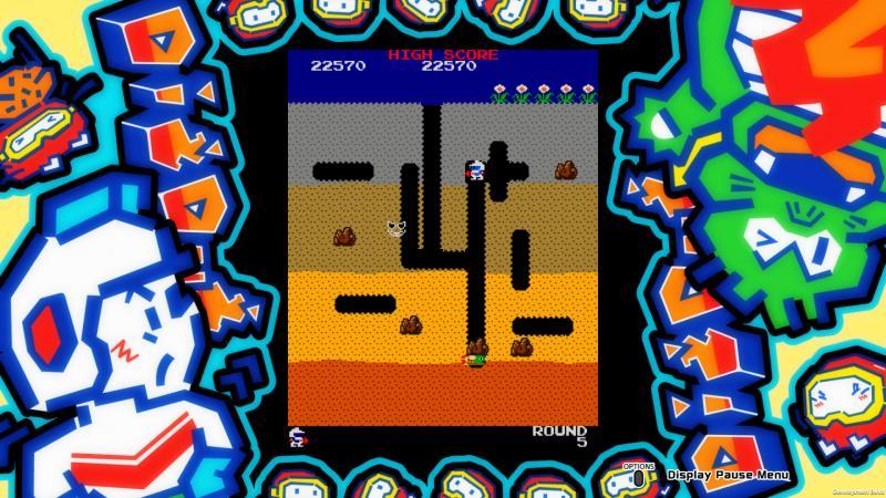 Dig Dug (Foto: Bandai Namco)