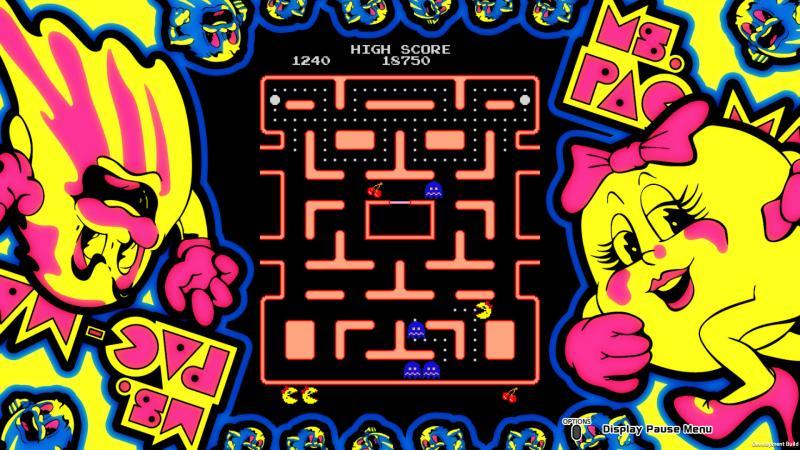 Ms. Pac-man (Foto: Bandai Namco)