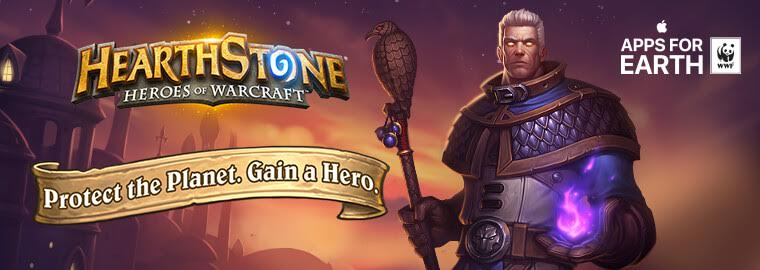 Hearthstone en WWF (Foto: Blizzard Entertainment)