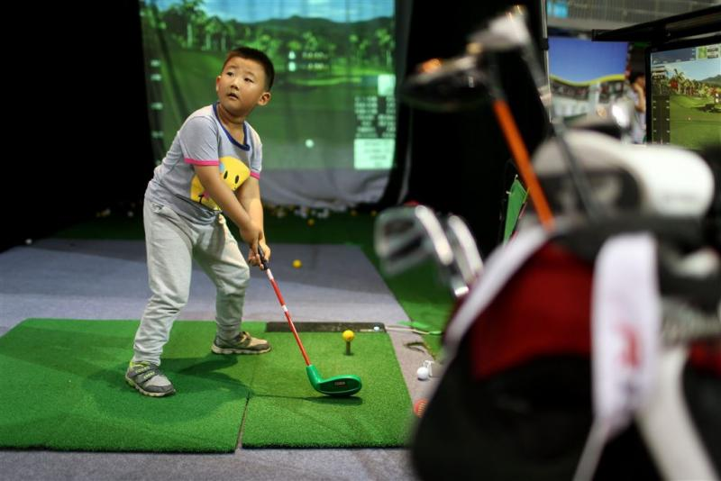 Golf is plots geen misdaad meer in China
