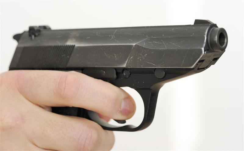 Politieinstructeur neergeschoten op training