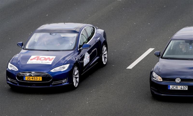 Europa bereidt zich voor op zelfrijdende auto