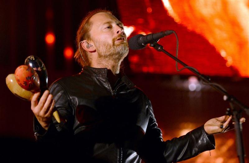Nieuw album Radiohead verschijnt in juni