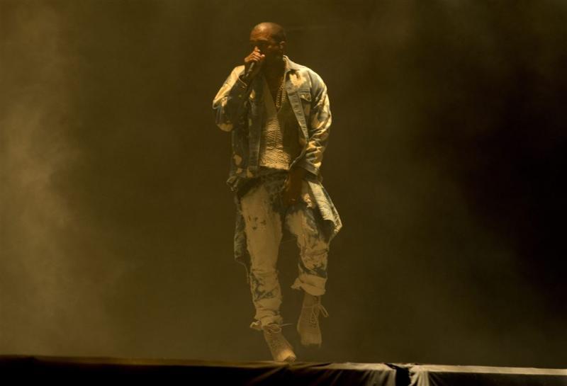 Kanye West nieuwkomer in Album Top 10