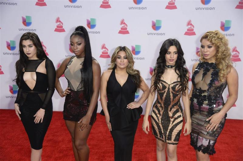 Fifth Harmony klimt naar top van singlelijst