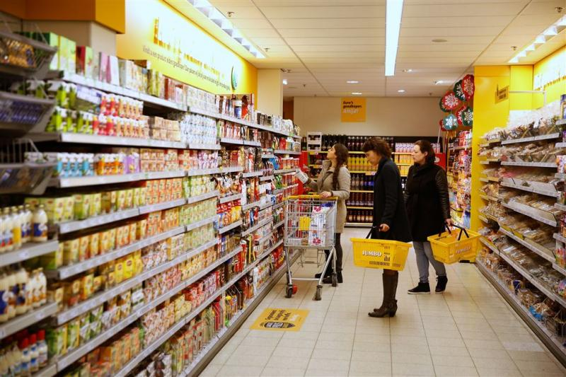 Supermarkten zien omzet stijgen