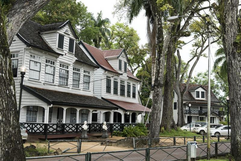 Suriname akkoord met IMF over noodsteun