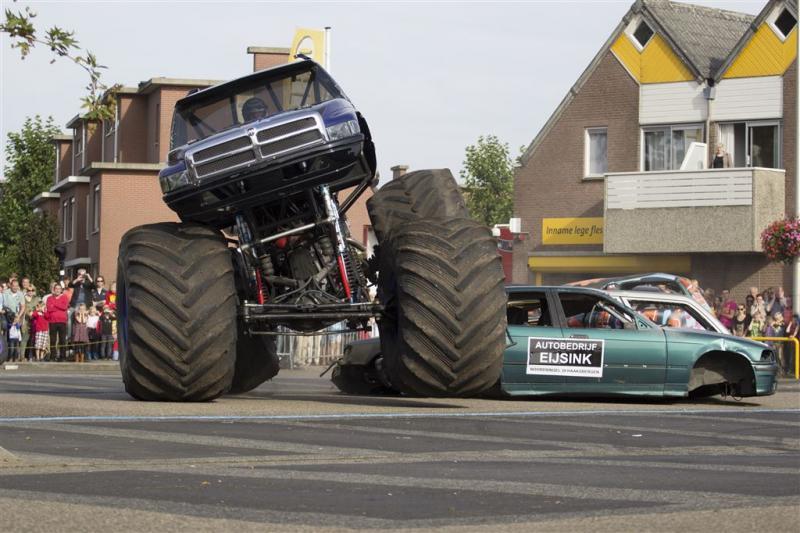 Chauffeur monstertruck hoort zijn vonnis