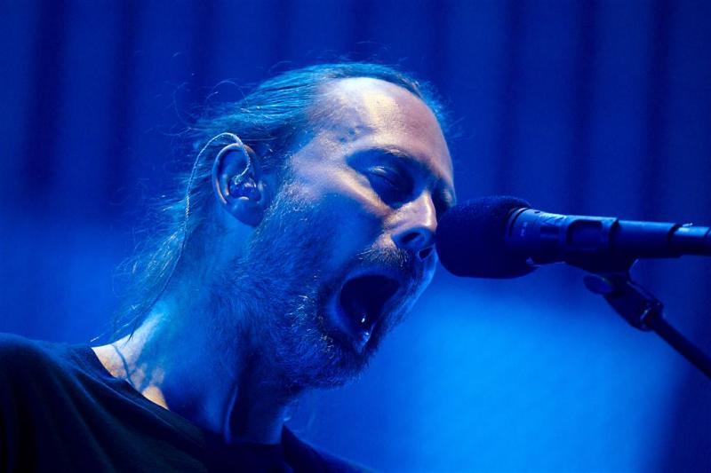 Radiohead ontkent geruchten over album