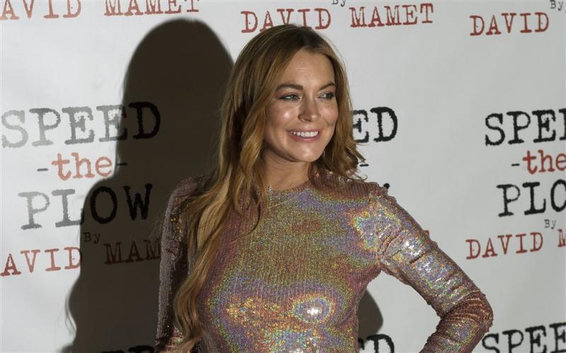 'Lindsay Lohan wel degelijk verloofd'
