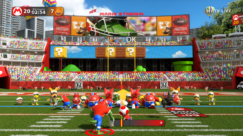 Super Mario Huddle 2